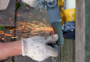 Заточка ножей для газонокосилок